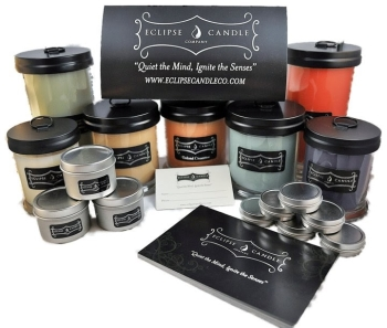 Eclipse Candle Company ~ Andrea Traylor